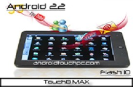 Freescale iMX515 - Android 2.2 Release - aPad, SL-A8 (2 Screws, 1 Speaker)