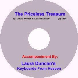 album 1, song 2, the priceless treasure  with accompaniment