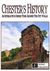 chester's history - the city walls interactive guided tour