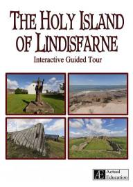 the holy island of lindisfarne - an interactive guided tour