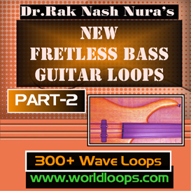 Bass - Fretless Guitar -Part - 2 | Music | Soundbanks