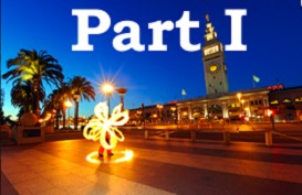 Poi Fire Dancing Lesson: Beginner Transitions, Part I | Movies and Videos | Educational
