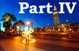 Poi Fire Dancing Lesson: Beginner Transitions, Part IV | Movies and Videos | Educational