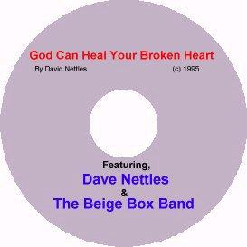 album 1, song 4, god can heal your broken heart