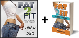 Fat 2 Fit Radio: Season 1 &amp; Ebook Bundle