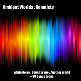 Ambient Worlds Complete | Music | Soundbanks