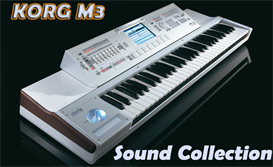 KORG M3 Sound kit download | Music | Soundbanks
