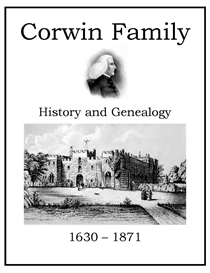 Corwin Family History and Genealogy | eBooks | History