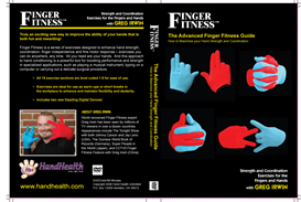 the advanced finger fitness guide part a & b