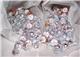 120 Custom designed Hershey Kiss Stickers | Other Files | Stock Art