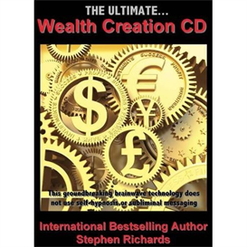 the ultimate wealth creation cd - stephen richards