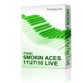 Smokin Aces 11/27/10 Live @ X 4 B Club | Music | R & B