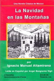 Listen and Learn Spanish E-book Series: La Navidad en las Montanas | Audio Books | Languages
