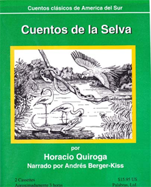 Listen and Learn Spanish E-book Series: Cuentos de la Selva | Audio Books | Languages