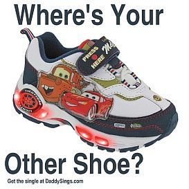 Where's Your Other Shoe? | Music | Children