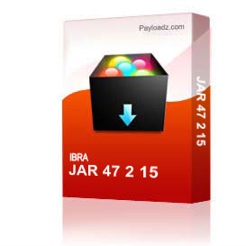 Jar 47 2 15 | Other Files | Everything Else