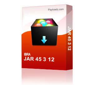 Jar 45 3 12 | Other Files | Everything Else