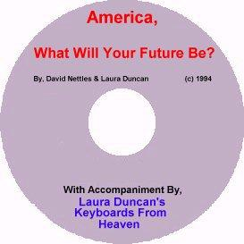 Album 1, Song 10, America, What Will Your Future Be, With Accompaniment | Music | Gospel and Spiritual