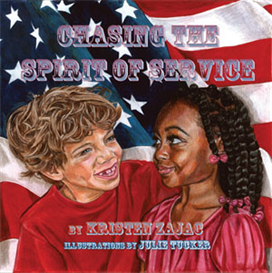 Chasing the Spirit of Service | eBooks | Children's eBooks
