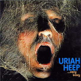 URIAH HEEP Very 'Eavy...Very 'Umble (1990) (IMPORT) (FRANCE) (CASTLE) 320 Kbps MP3 ALBUM | Music | Rock