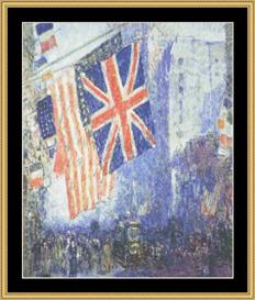 Union Jack - Cross Stitch Pattern Download | Crafting | Cross-Stitch | Other