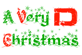 A Very D Christmas | eBooks | Fiction