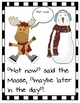 First Additional product image for - Snowman Fun and Games for Reading and Math!