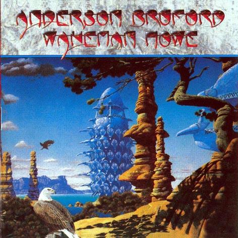 First Additional product image for - ANDERSON BRUFORD WAKEMAN HOWE (YES) A.B.W.H. (1989) (ARISTA RECORDS) (9 TRACKS) 320 Kbps MP3 ALBUM