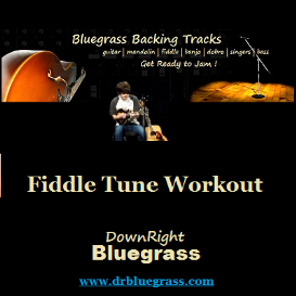 Fiddle Tune Workout | Music | Backing tracks