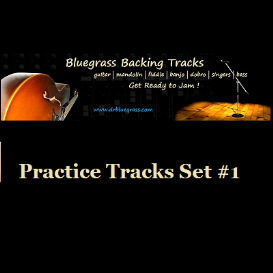 Practice Tracks Set 1 | Music | Backing tracks