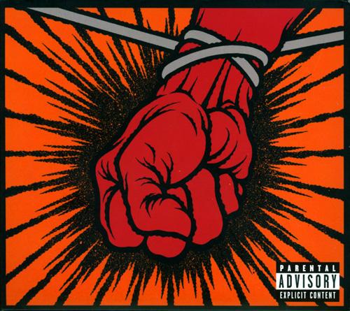 First Additional product image for - METALLICA St. Anger (2003) (ELEKTRA) (11 TRACKS) 320 Kbps MP3 ALBUM
