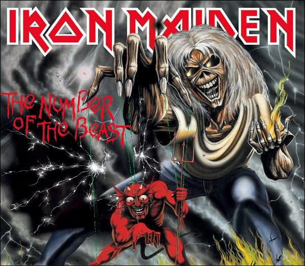 First Additional product image for - IRON MAIDEN The Number Of The Beast (1998) (RMST) (RAW POWER) (9 TRACKS) 320 Kbps MP3 ALBUM