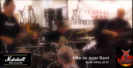 Mike de Jager Band - Out Of Darkness (iPhone) | Movies and Videos | Music Video