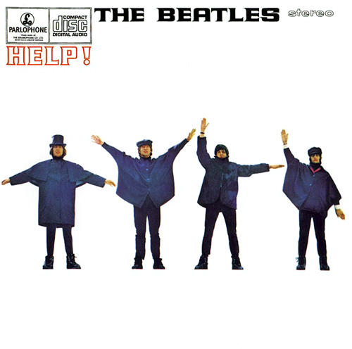 First Additional product image for - THE BEATLES Help! (1965) (CAPITOL) (14 TRACKS) 320 Kbps MP3 ALBUM