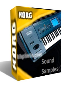 Korg Triton Extreme full sound libary | Music | Soundbanks
