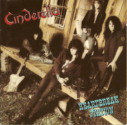 First Additional product image for - CINDERELLA Heartbreak Station (1990) (MERCURY) 320 Kbps MP3 ALBUM