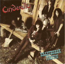 CINDERELLA Heartbreak Station (1990) (MERCURY) 320 Kbps MP3 ALBUM | Music | Rock