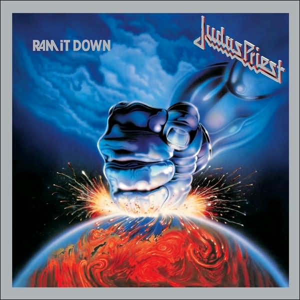 First Additional product image for - JUDAS PRIEST Ram It Down (2001) (RMST) (COLUMBIA RECORDS) (2 BONUS TRACKS) 320 Kbps MP3 ALBUM