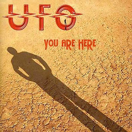 First Additional product image for - UFO You Are Here (2004) (SPV) (IMPORT) (GERMANY) 320 Kbps MP3 ALBUM