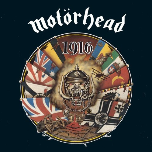 First Additional product image for - MOTORHEAD 1916 (1991) (WTG RECORDS) (11 TRACKS) 320 Kbps MP3 ALBUM