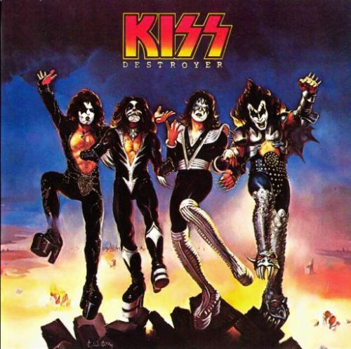 First Additional product image for - KISS Destroyer (1997) (RMST) (MERCURY RECORDS) (10 TRACKS) 320 Kbps MP3 ALBUM