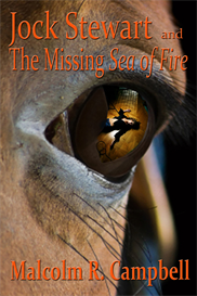 E-Book Club Extras - Jock Stewart and the Missing Sea of Fire