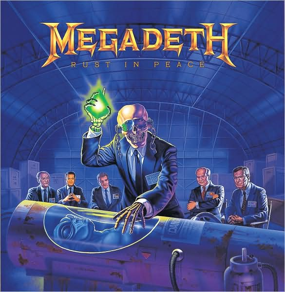First Additional product image for - MEGADETH Rust In Peace (1990) (CAPITOL RECORDS) (9 TRACKS) 320 Kbps MP3 ALBUM