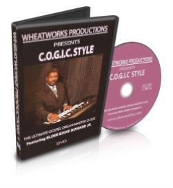 C.O.G.I.C. STYLE - Organ Master Class   Music   Gospel and Spiritual