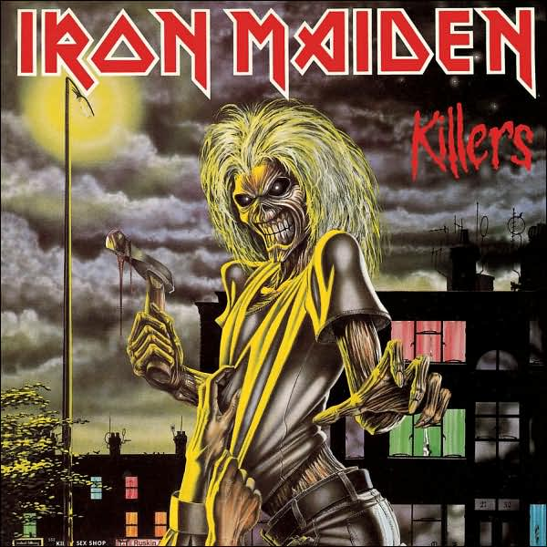 First Additional product image for - IRON MAIDEN Killers (1998) (RMST) (RAW POWER) (11 TRACKS) 320 Kbps MP3 ALBUM