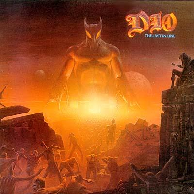 First Additional product image for - DIO The Last In Line (1984) (WARNER BROS. RECORDS) 320 Kbps MP3 ALBUM