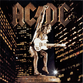 ACDC Stiff Upper Lip (2000) (EAST/WEST RECORDS) 320 Kbps MP3 ALBUM | Music | Rock