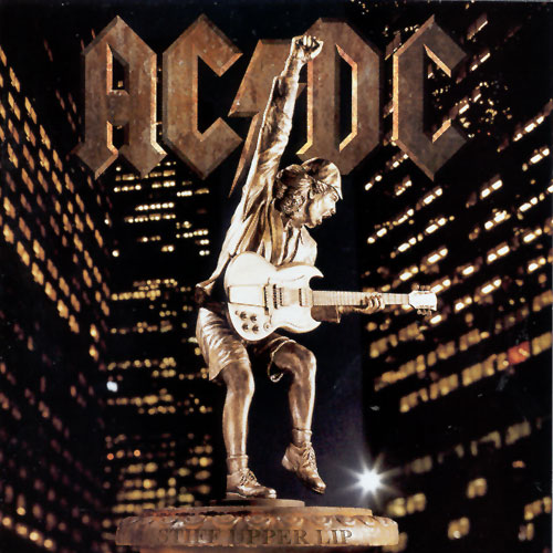 First Additional product image for - AC DC Stiff Upper Lip (2000) (EAST/WEST RECORDS) 320 Kbps MP3 ALBUM