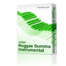 Reggae Summa Instrumental
