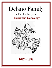Delano Family History and Genealogy | eBooks | History